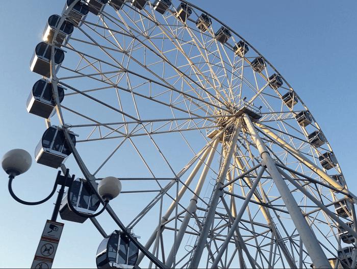 колесо обозрения во владимире